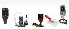 تجهیزات بازرسي رنگ و پوشش / فلزات