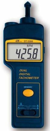 دورسنج نوری / لیزری / مکانیکی لوترون مدل DT-2268