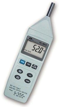صوت سنج پرتابل لوترون مدل SL-4012
