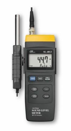 صوت سنج لوترون مدل SL-4013