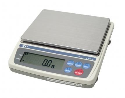 ترازوی دیجیتال گرمی AND مدل EK6100I