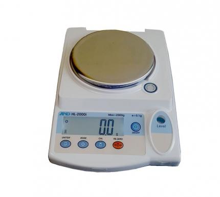 ترازو 0.1 گرمی AND مدل HL2000
