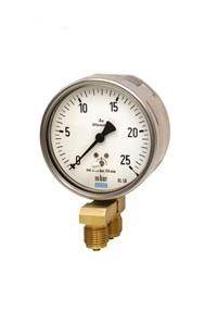 گیج فشار ، تست گیج تفاضلی عقربه ای ویکا مدل WIKA 716/11-736/11