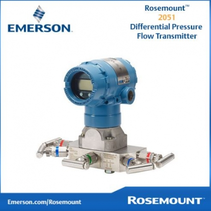 ترانسمیتر فشار2051 رزمونت/Rosemount 2051 Pressure Transmitter