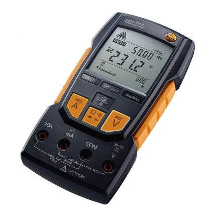 مولتی متر دیجیتال تستو مدل TESTO 760-2