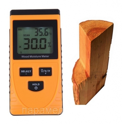 رطوبت سنج چوب مدل GM630 ساخت Benetech