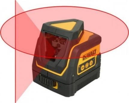 تراز لیزری 360 درجه دیوالت مدل DW0811-XJ