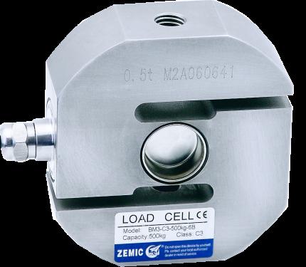 لودسل زمیک مدل BM3 کلاس C3 ظرفیت 500 کیلوگرم