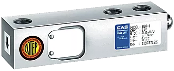 لودسل CAS مدل BSA کلاس C3 ظرفیت 3 تن
