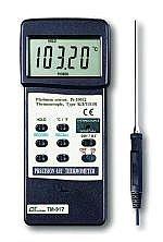 ترمومتر تماسی RTD دیجیتال لوترون TM-917