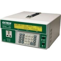 منبع تغذیه EXTECH 380820 AC