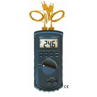 ترمومتر و کالیبراتور دما مدل: CHY 513