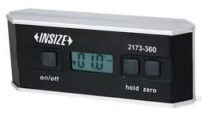 شیب و زاویه سنج دیجیتال مدل:INSIZE 2173-360