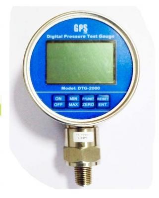 تست گیج فشار دیجیتال 40 بار مدل: DTG-2000-40G