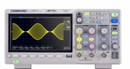 اسیلوسکوپ دیجیتال 2 کاناله 100MHZ مدل: GPS-1102XE