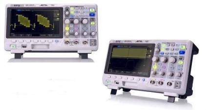 اسیلوسکوپ دیجیتال 2 کاناله 100MHZ مدل: GPS-1102XS