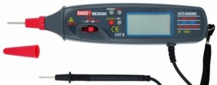 تستر دیجیتال قلمی مدل: RE-3030
