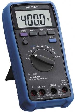مولتی متر دیجیتال هیوکی مدل DT-4212