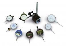 ساعت اندیکاتور یا اندازه گیری