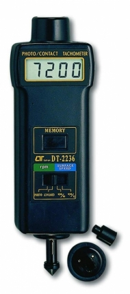 دور سنج نوری / مکانیکی لوترون مدل DT-2236