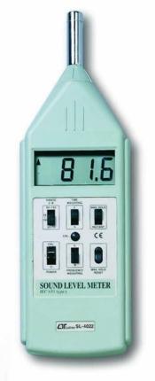 صوت سنج حرفه ای دیجیتال مدل SL-4022