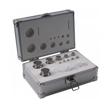 جعبه وزنه کالیبراسیون 1mg-500gr کلاس M1