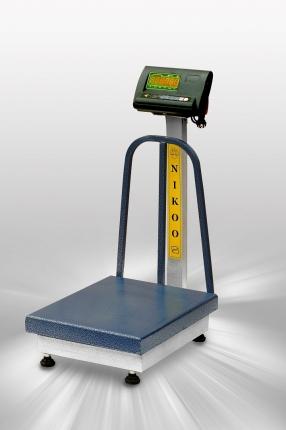 باسکول ثابت نیکو 250 کیلوگرم مدل EM201