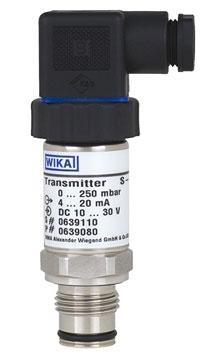 ترانسمیتر فشار ویکا مدل WIKA S-10