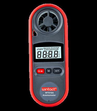 سرعت سنج باد WT816A