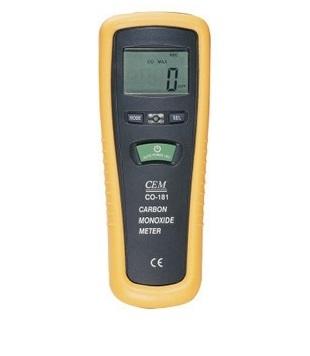 آنالیزور و سنجش منوکسید کربن سم CEM CO-181