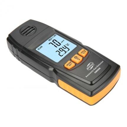 دستگاه میزان سنجش آمونیاک محیطی GM8806