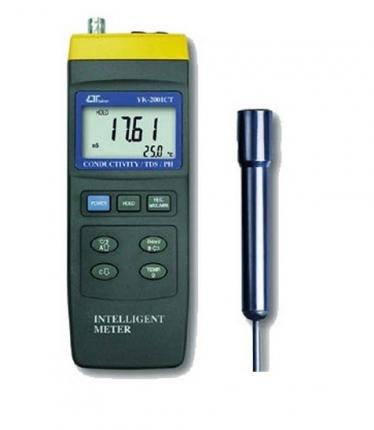 تستر کیفیت آب (PH,TDS,EC,)مدل Lutron YK-2001CT