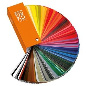 رال رنگ k5 الکومتر