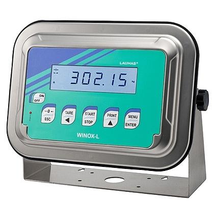 نمایشگر وزن لاماس مدل WINOX-LBP نسخه IP68