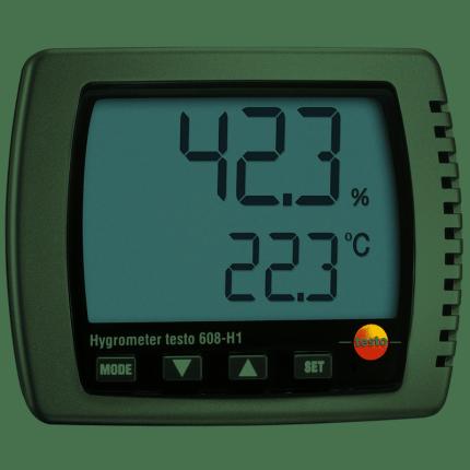 دما و رطوبت سنج محیطی 608-H1