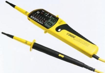 تستر دیجیتال قلمی مدل: UNITEST 2000 BETA
