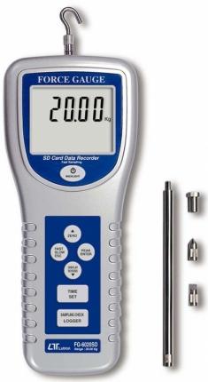 نیروسنج دیجیتال لوترون مدل FG-6020SD